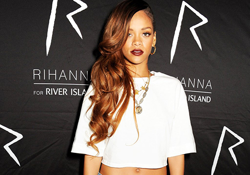 Rihanna for River Island